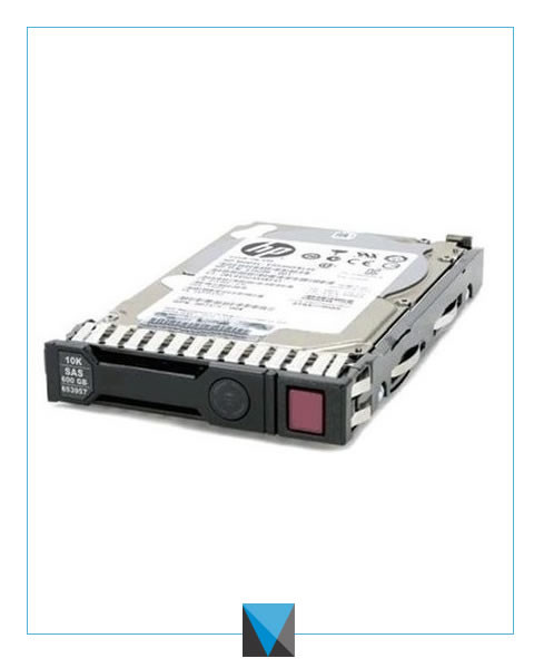 Disco Duro HPE 1.8TB SAS...