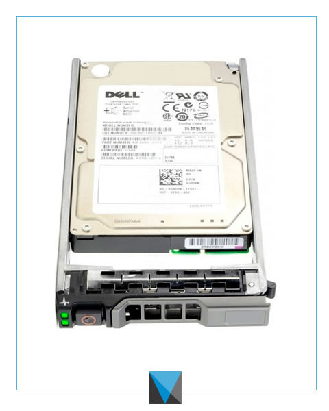 Disco duro DELL 600GB 15K...
