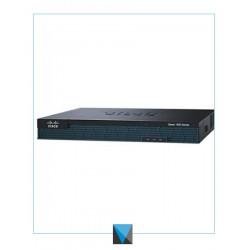 C1921 Modular Router 2 GE 2...