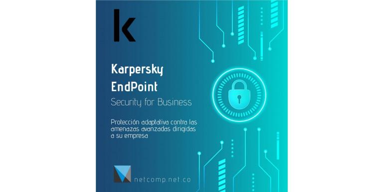 Karpersky End Point - Security for Business