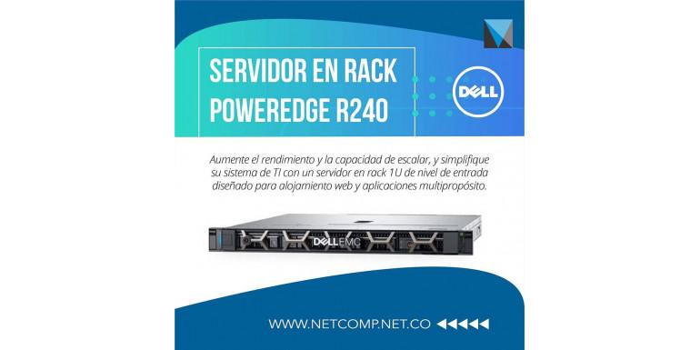 Servidores en Rack Dell Poweredge
