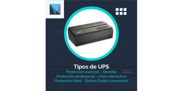 Tipos de UPS